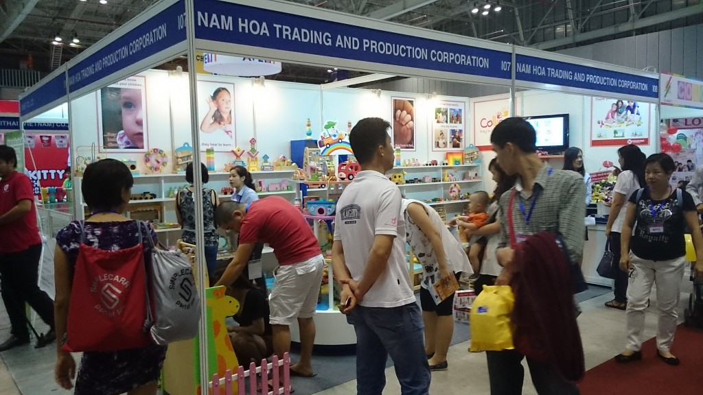 International Exhibition of products and high-quality services for mother & baby