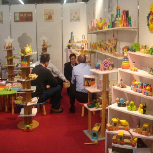 International Children's toys exhibition in Nuremberg & New York From Nam Hoa Corporation