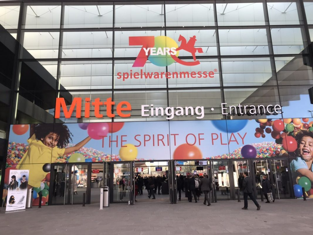 Nam Hoa Corporation Participated Nuremberg International Toy Fair 2019